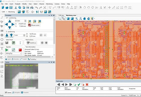 New: CircuitPro 2.7 for ProtoMat Systems