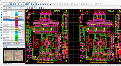 Double-sided PCB production with ProtoLaser ST