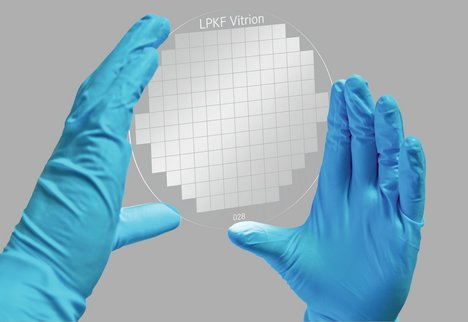 Vitrion - Foundry for thin glass substrates