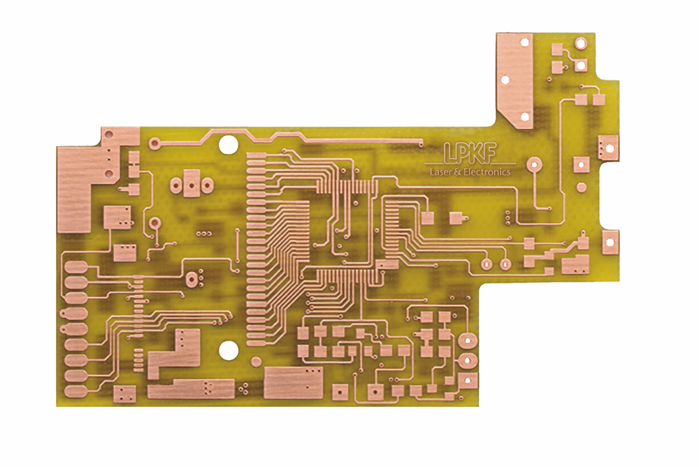 Fully-automated PCB prototyping - Quick and easy access to